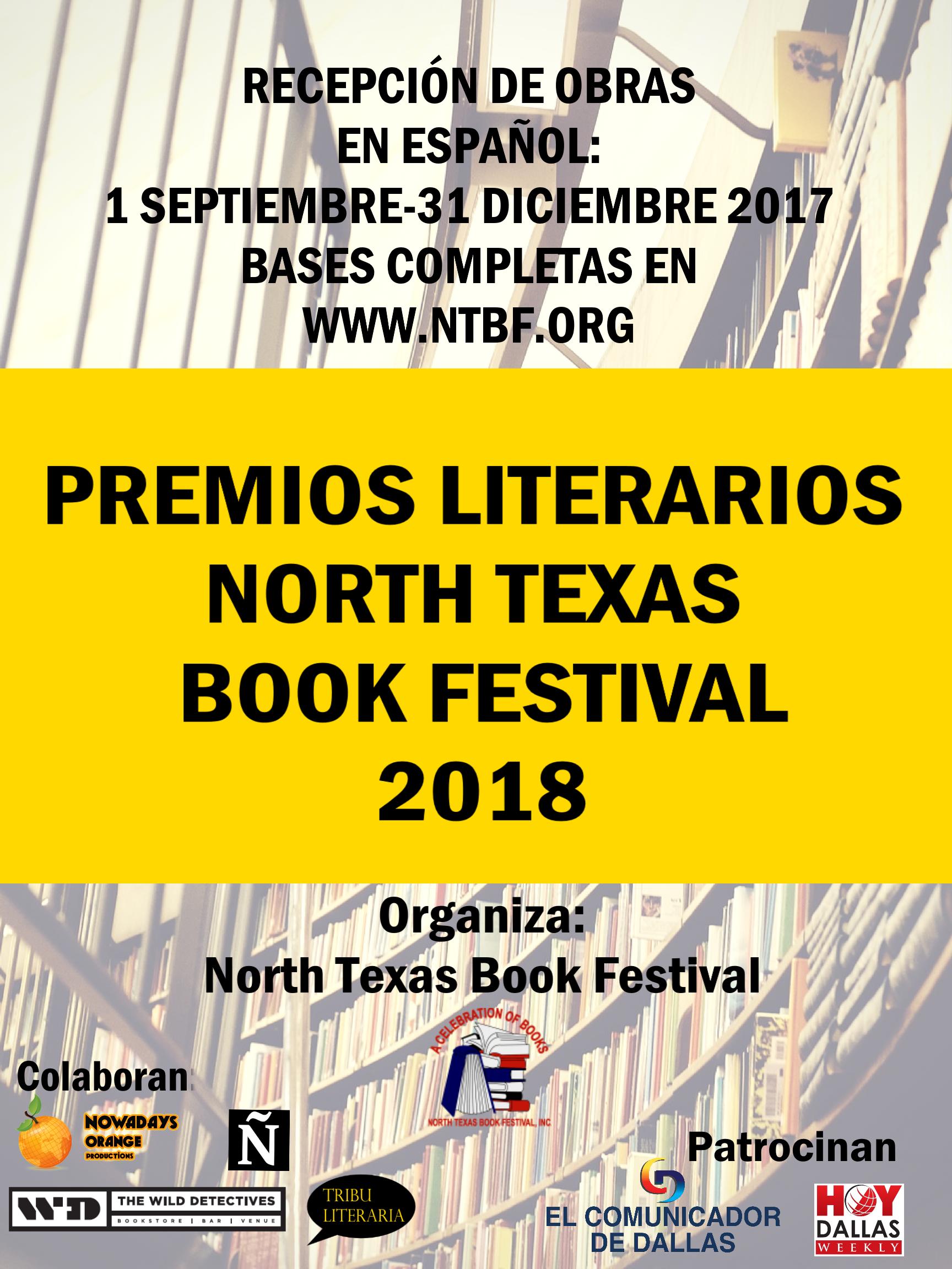 North Texa Book Festival