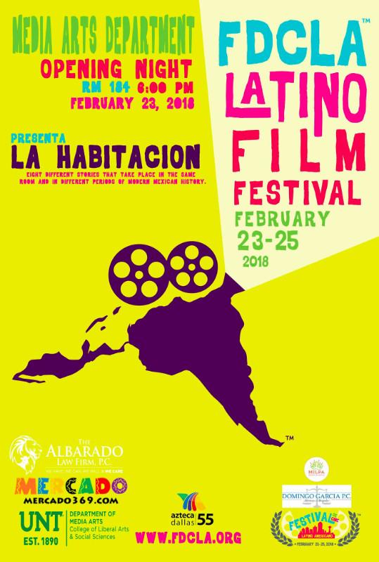 Nowadays Orange supporting the Festival de Cine Latino Americano 2018!