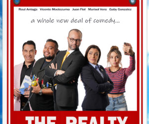 "New series premiere: ""THE REALTY 
