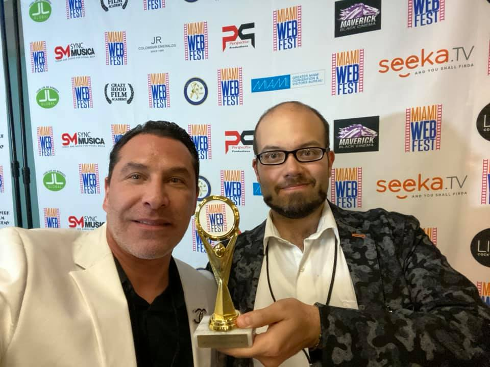 THE REALTY (RISAS EN VENTA) WINS BEST SITCOM AT MIAMI WEB FEST 2021